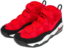 Nike Air Max Uptempo University Red/Black 311090-600 Sz 8.5 - 12
