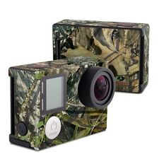 Mossy Oak Camo Skin Kit to fit GoPro Hero 2, 3, 4 Vinyl Decal Cover Obsession