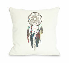 One Bella Casa Dream Catcher Throw Pillow