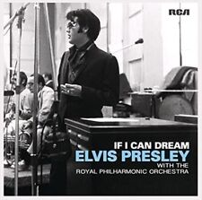 If I Can Dream: Elvis Presley With Royal Philharmo - Presley,Elvis New & Sealed