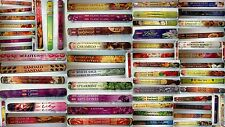 HEM INCENSE VARIOUS INCENSE PACK OF 6 (120 STICKS P-Z)