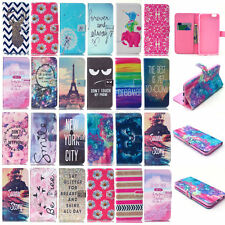 Painted -YB Wallet PU Leather Case Cover For Apple iPhone 6S Plus 5G/5S/5C 4G/4S