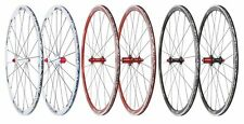 Halo Mercury 6D Road Bike Wheels (PAIR) Wheelset SHIMANO or CAMPAGNOLO 700c NEW
