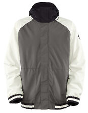 Bonfire Timberline Ski Snowboard Jacket Iron/Black/Silk