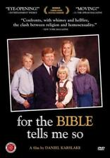 For the Bible Tells Me So New DVD