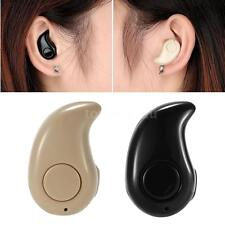 Mini Bluetooth Wireless In-Ear S530 Headphones Headset Stereo Earphone w/Mic