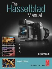 NEW Hasselblad Manual by Ernst Wildi Paperback Book (English) Free Shipping