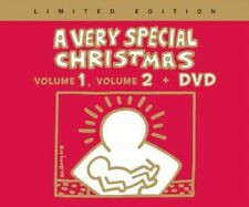Very Special Christmas Vol 1 & Vol 2 - Very Special Christmas New & Sealed Compa