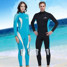 3mm Neoprene Wetsuit Jumpsuitt Swimming Diving Swimsuit Warm Clothes Diving Suit