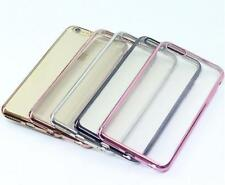 Luxury Ultra Glitter thin Electroplate Case back cover for iphone 5 5s 6 6 Plus