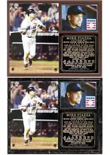 Mike Piazza Baseball Hall of Fame Photo Plaque