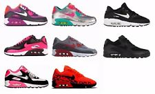 NEW Nike Air Max 90 2007 Girls Kids Youth Athletic Shoes, Color, Size, # 345017