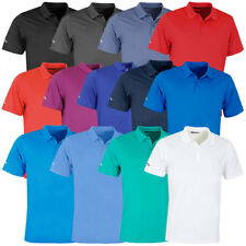 Callaway Golf 2016 Mens Classic Chev Solid Polo Shirt Opti-Dri Stretch Tech