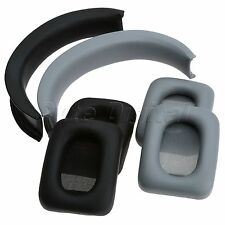 Replacement Ear Pads & Headband Cushion Group for Inspiration Over Ear Headphone