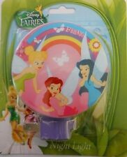 Disney Tinkerbell - Kids Room or Nursery Night Light #3 of (3) Designs