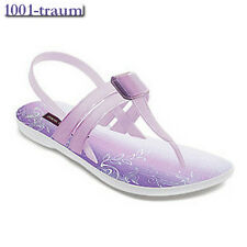Thong sandal Flip Flops Sandals Ipanema GB purple pink Size 38 39 40 41