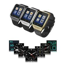 ZGPAX S8 3G WCDMA 2G GSM MTK6752 1.2GHz Dual Core Smart Watch Phone mate NM X2K2