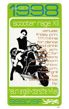 Scooter Rage XII Frank Kozik Limited Edition Print