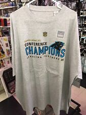 NFL Carolina Panthers 2015 NFC Conference Champions Official On Field T-Shirt