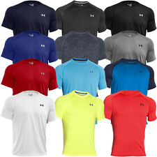 Under Armour AW 2016 Mens UA Tech SS T Shirt HeatGear Gym Short Sleeve Training