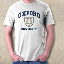 University Of Oxford T-shirt tee Size S to 3XL
