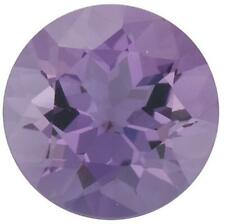 Natural Fine Lilac Violet Amethyst - Round - Brazil - Select Grade