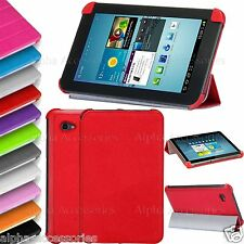 Ultra Slim Smart Leather Stand Case Cover Samsung Galaxy Tab 2 7.0 P3100 P3110