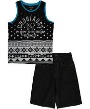"Coogi Big Boys' ""First Division"" 2-Piece Outfit (Sizes 8 - 20)"