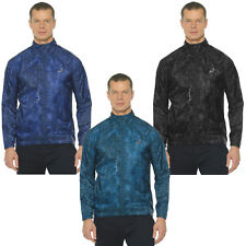 asics Mens Lightweight Running Training Sports Packable Jacket - Large