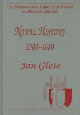 NEW Naval History 15001680 by Jan Glete Hardcover Book Free Shipping