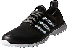 Adidas Climacool Golf Shoes F33223 Black/White Mens New