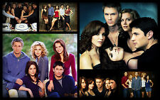One tree hill TV Show Fabric Art Cloth Poster 21inch x 13inch Decor 04