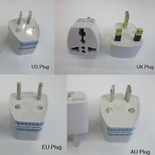 1pc US UK EU to AU AC Plug Universal AS Travel Adapter CH Power Australia 2pin
