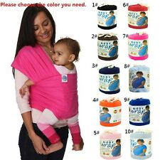 breastfeeding sling - baby sling stretchy wrap carrier - birth 0 - 36 months