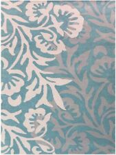 AMER Rugs Bombay Hand-Tufted Blue Area Rug