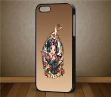 Punked Snow White Disney Princess Phone Case For iPhone, Samsung Galaxy, HTC