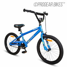 "New Progear Bicycle 20"" Boys Shockwave BMX Bike"