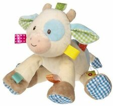 NEW Mary Meyer Casey Cow Taggie Soft Plush