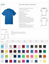 Port & Company® - 5.4-oz 100% Cotton T-Shirt. PC54.  S-XL