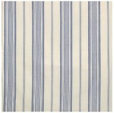 Traders and Company Skipper 100% Cotton Striped Tablecloth