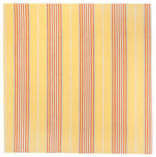 Traders and Company Lily 100% Cotton Striped Tablecloth