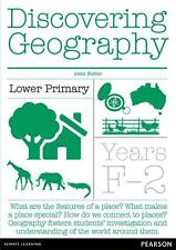 NEW Discovering Geography Lower Primary Teacher Resource Book by John Butler Pap