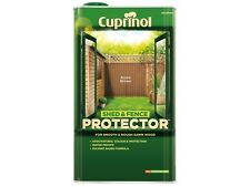 5 Litres Cuprinol Shed & Fence Protector Acorn Brown / Chestnut / Gold Brown