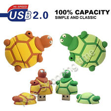 Cartoon Turtle model 32GB 16GB 8GB USB 2.0 Memory Stick Flash pen Drive U Disk
