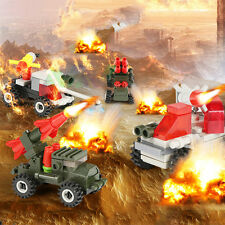 Military Series of Building Blocks Kids' Educational Toys Assembled Toys