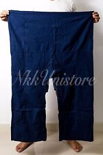 THAI FISHERMAN COTTON PANTS MEN WOMEN UNISEX WRAP YOGA MEDITATION BEACH LONG