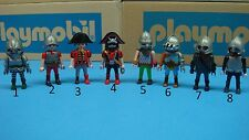 Playmobil pirate knight warrior soldier figure klicky CHOOSE one toy 126
