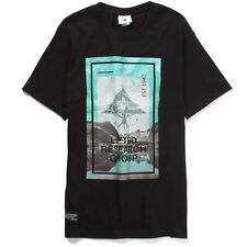 """LRG Lifted Research Group """"Stellar Scape"""" S/S Tee (Black) Men's Graphic T-Shirt"""