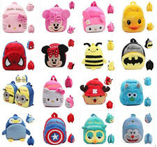 New! Baby Toddler Kids Child Mini Cartoon Animal Backpack Schoolbag Shoulder Bag