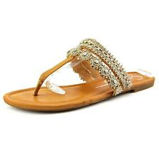 Jessica Simpson Roelle   Open Toe Synthetic  Thong Sandal NWOB